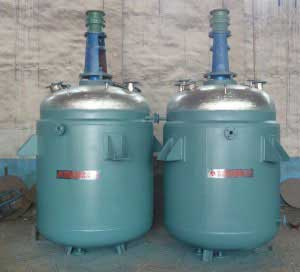 Batch Reactors Manufacturers from India
