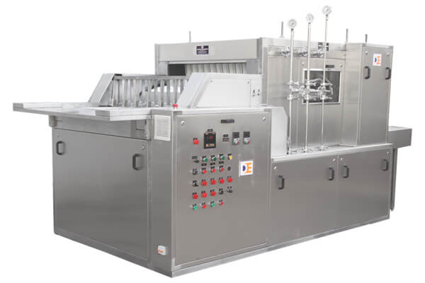 Linear Vial And Bottle Washing Machine Manufacturers & Exporters from India
