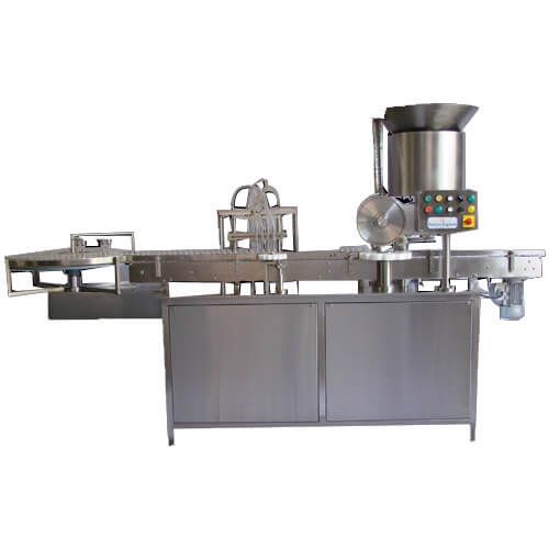Vial Filling With Stoppering Machine  Manufacturers & Exporters from India
