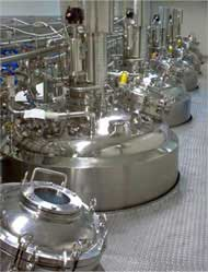 Oral manufacturing plants
