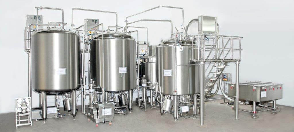 Oral Liquid Syrup Plant   Manufacturers & Exporters from India