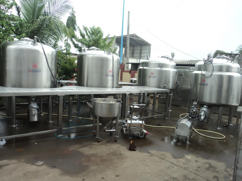 Liquid Manufacturing Plants