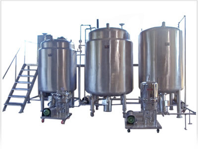 Oral Liquid Manufacturing Plant - 10000  Ltr
