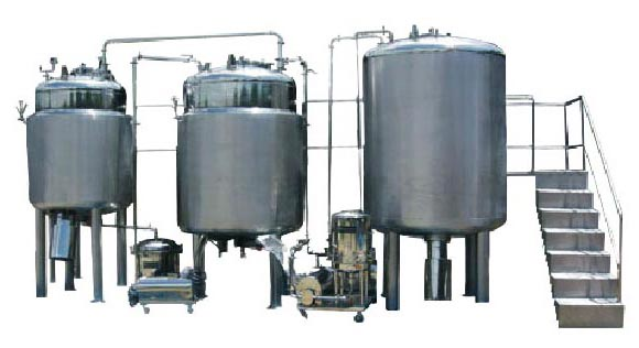 Oral Liquid Manufacturing Plant - 5000  Ltr