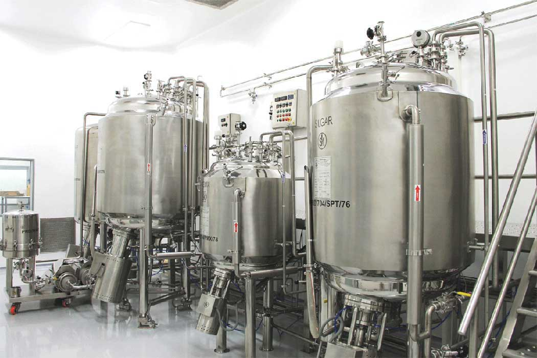 Syrup  Manufacturing Plants   Manufacturers & Exporters from India