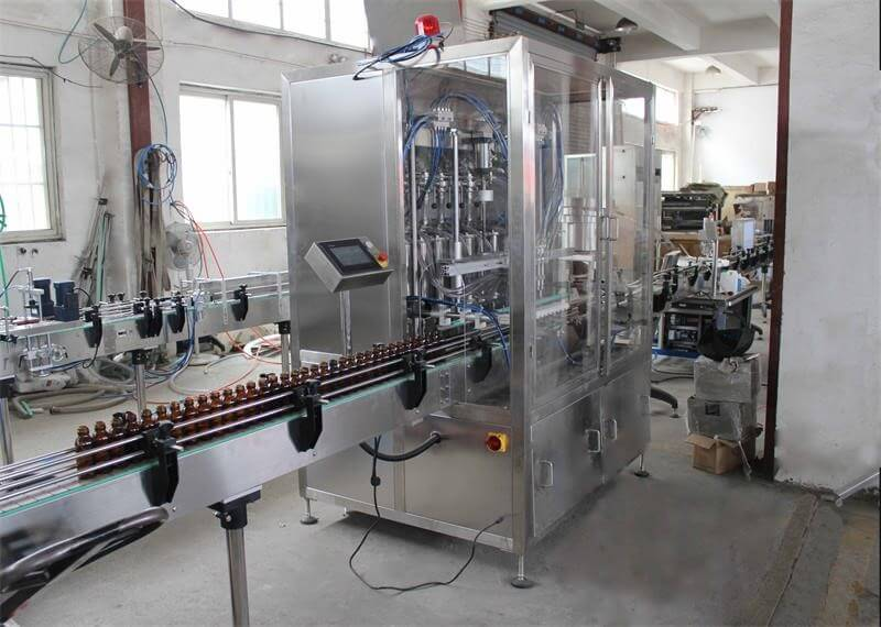Volumetric Liquid Filling Machine  Manufacturers & Exporters from India