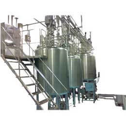 Automatic Liquid Syrup  Manufacturers & Exporters from India