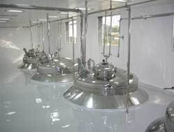 Oral manufacturing plant Manufacturers from India