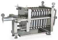 Plate and Frame Type Filter Press Manufacturers from India