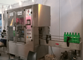 Rotary Flowmatic Filling Machine
